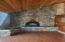 35 Spruce Ct, Depoe Bay, OR 97341 - Stone Fireplace
