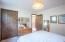 3579 Rocky Creek Ave., Depoe Bay, OR 97341 - Garden Level Bedroom