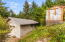 1320 SW Ocean Terrace, Waldport, OR 97394 - Green House and Lower Shop/Garage
