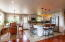 1320 SW Ocean Terrace, Waldport, OR 97394 - Dining Area Kitch Bar
