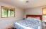 1320 SW Ocean Terrace, Waldport, OR 97394 - Bedroom 3 Lower Level