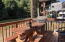 100 E Rosebud Ln, Tidewater, OR 97390 - Deck