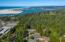 1320 SW Ocean Terrace, Waldport, OR 97394 - Aerial Looking North