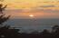 1320 SW Ocean Terrace, Waldport, OR 97394 - Sunset From Home