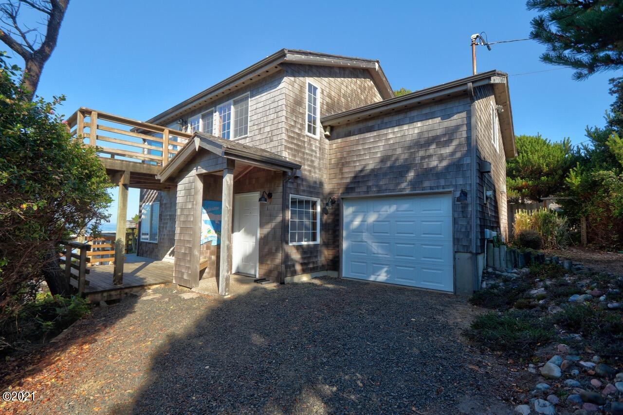 13774 S Coast Hwy, South Beach, OR 97266 - Front Entrance