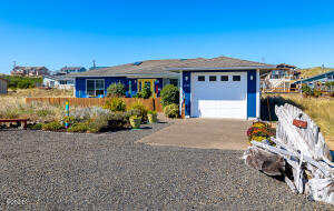 1949 NW Admiralty Cir, Waldport, OR 97394 - View from Street