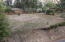 825 NW Highland Cir, Waldport, OR 97394 - Lot from the Street.