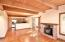 4606 SW Beach Ave, Lincoln City, OR 97367 - Living Room/Kitchen Overview
