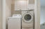 574 SE Neptune Ave, Lincoln City, OR 97367 - laundry upstairs