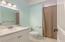 574 SE Neptune Ave, Lincoln City, OR 97367 - lower restroom