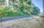 840 NW Grouse St, Seal Rock, OR 97376 - Back yard
