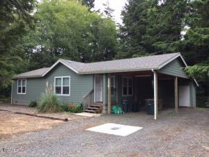 326 SE 118th Street, South Beach, OR 97366 - Front of home