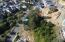TL 5704 SW Coast Ave, Lincoln City, OR 97367 - Drone photo looking North