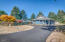 820 NW Estate Dr, Seal Rock, OR 97376 - Front view from driveway