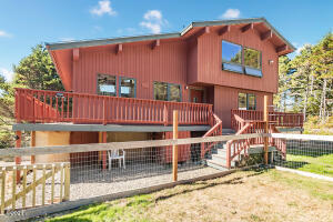 7330 Hwy 101 N, Yachats, OR 97498 - Front of house