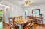 88046 Riverview Ave, Mapleton, OR 97453 - Dining Area