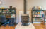88046 Riverview Ave, Mapleton, OR 97453 - Woodstove