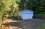 271 E Darkey Creek Rd, Waldport, OR 97394 - Detached garage