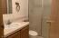 271 E Darkey Creek Rd, Waldport, OR 97394 - Guest bath