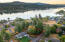 4194 NE C Ave, Neotsu, OR 97364 - Aerial Shot with approx lot lines