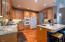 205 SW Shining Mist, Depoe Bay, OR 97341 - Kitchen from side hall