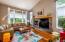 205 SW Shining Mist, Depoe Bay, OR 97341 - Living area