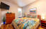 205 SW Shining Mist, Depoe Bay, OR 97341 - Guest bedroom