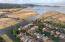 9250 Trout Pl, Gleneden Beach, OR 97388 - view south west