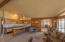 2206 NW Oceania Dr, Waldport, OR 97394 - living room