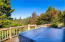 649 SW Edgewater Dr, Waldport, OR 97394 - Forest setting