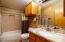649 SW Edgewater Dr, Waldport, OR 97394 - Guest bath