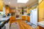 649 SW Edgewater Dr, Waldport, OR 97394 - Large open kitchen