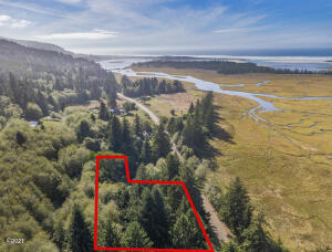 T/L 1100 Sandlake Road, Cloverdale, OR 97112 - approx lines
