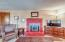 1105 NW Oceania Dr, Waldport, OR 97394 - Living room