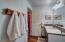 1105 NW Oceania Dr, Waldport, OR 97394 - Guest bathroom