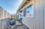 1105 NW Oceania Dr, Waldport, OR 97394 - Side courtyard