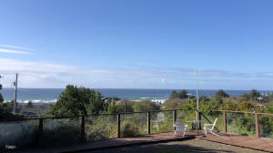 3537 SE Dune Ave, Lincoln City, OR 97367 - View from back deck