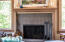 2724 N Three Rocks Rd, Otis, OR 97368 - Lovely Fireplace