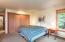 2724 N Three Rocks Rd, Otis, OR 97368 - Large Closet in Primary Bedroom