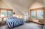 2724 N Three Rocks Rd, Otis, OR 97368 - Upper Level Guest Bedroom