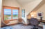 2724 N Three Rocks Rd, Otis, OR 97368 - View from Upper Level Guest Bedroom