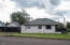 916 SE Fir St, Toledo, OR 97391 - garage and side view