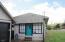 916 SE Fir St, Toledo, OR 97391 - back door to utility room