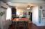 916 SE Fir St, Toledo, OR 97391 - dining room/ kitchen