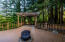 6 Troy Court, Siletz, OR 97380 - Fire Pit & BBQ area