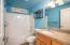 4340 SE Ellis St, Newport, OR 97366 - Main Bath