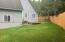 985 SW Skyline Ter, Waldport, OR 97394 - Side yard..