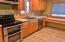 211 NE San-bay-o Cir, Newport, OR 97365 - Kitchen
