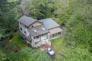 Aerial of Home
