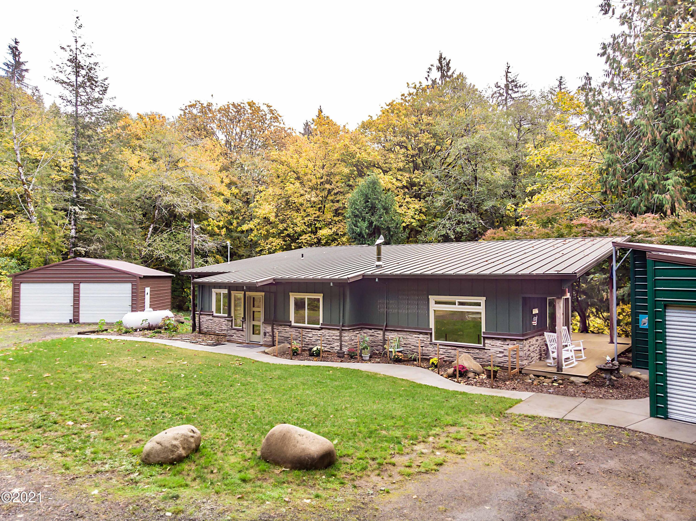 1162 N Slick Rock Creek Rd, Otis, OR 97368